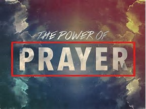 Three Parts to the Power of Prayer